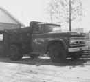 Pete Balkema's Truck - 1959