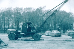 One of our original cranes - 1951