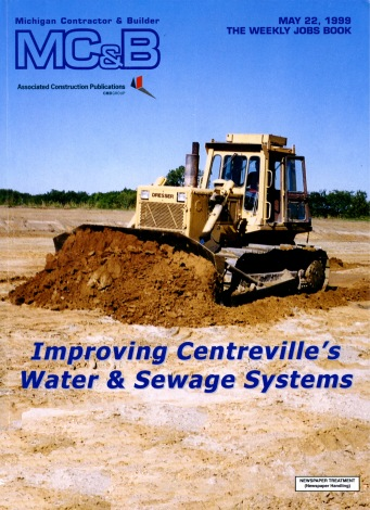 Michigan Contractor & Builder - Centreville - 1999