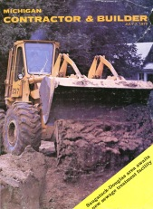 Michigan Contractor & Builder Magazine - Saugatuck-Douglas - 1979