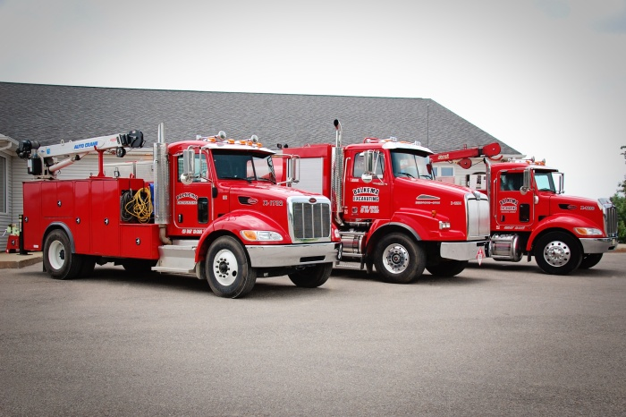 Balkema Trucks 2015