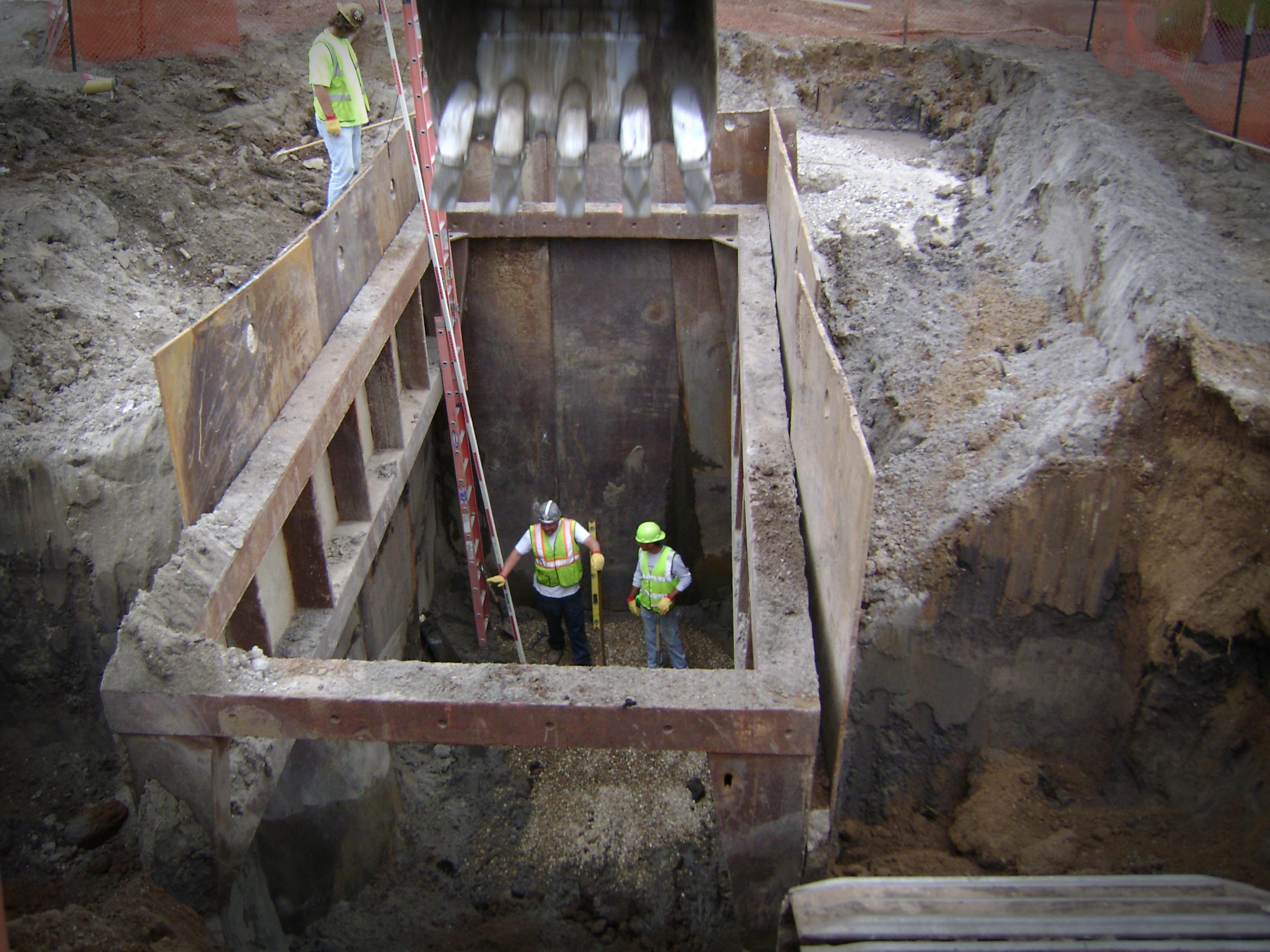 Projects Balkema Excavating